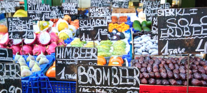 Austria Food Imports: Current tendencies and tips for