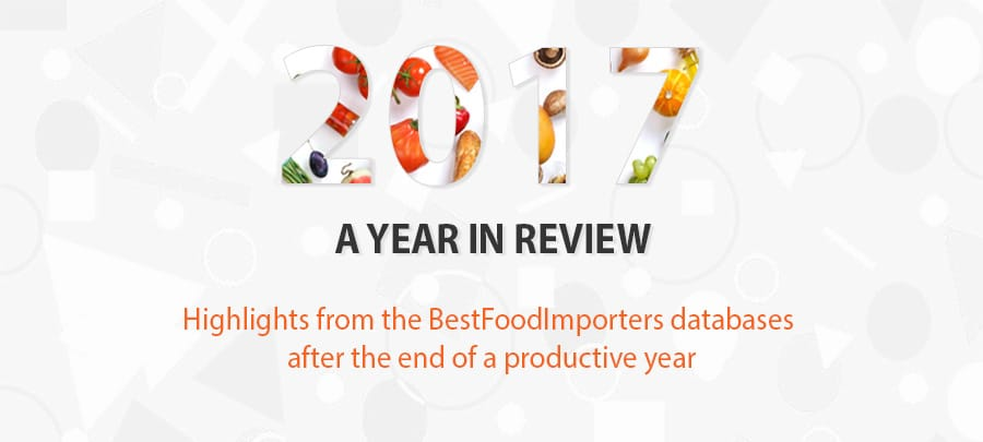 food importers 2018